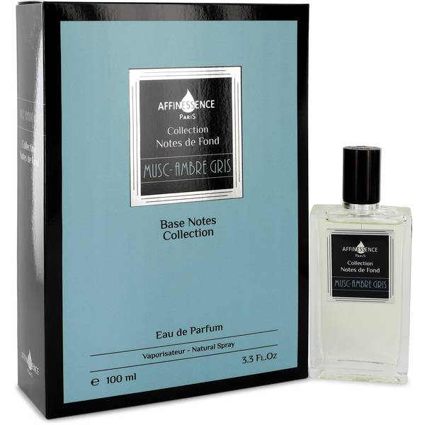 Musc Ambre Gris Perfume by Affinessence