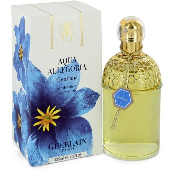 Aqua Allegoria Gentiana Perfume