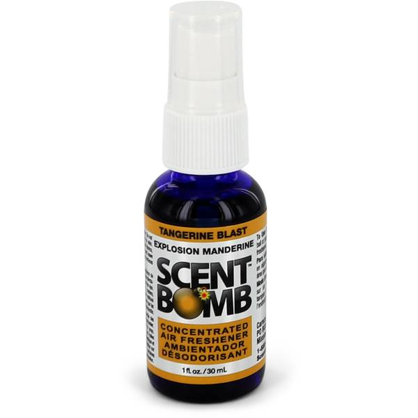 Scent Bomb Air Freshener Cologne