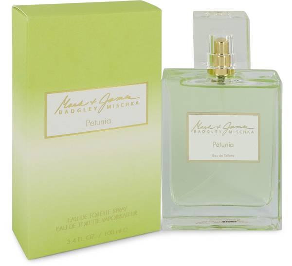 Badgley Mischka Petunia Perfume