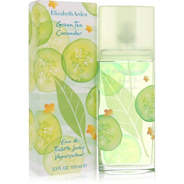Green Tea Cucumber Perfume