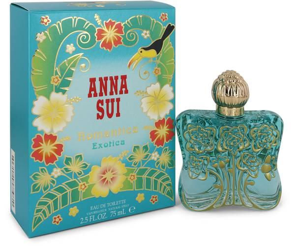 Anna Sui Romantica Exotica Perfume