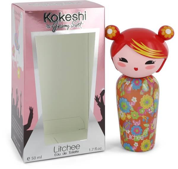 Kokeshi Litchee Perfume