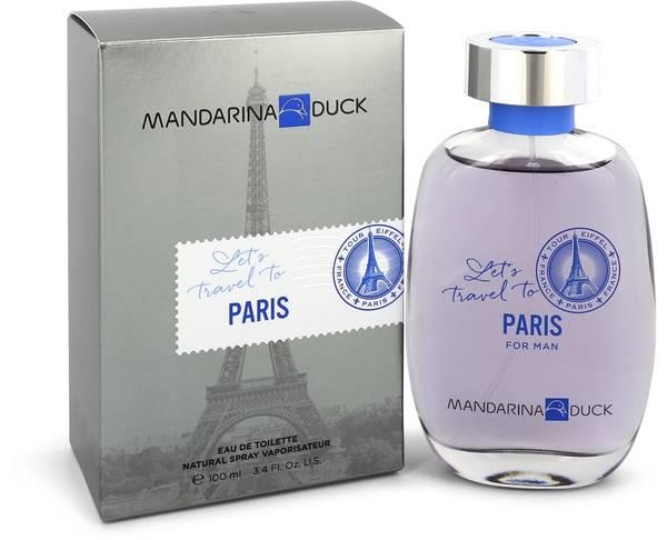 Mandarina Duck Let's Travel To Paris Cologne