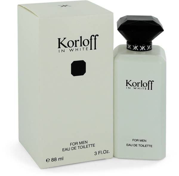 Korloff In White Cologne