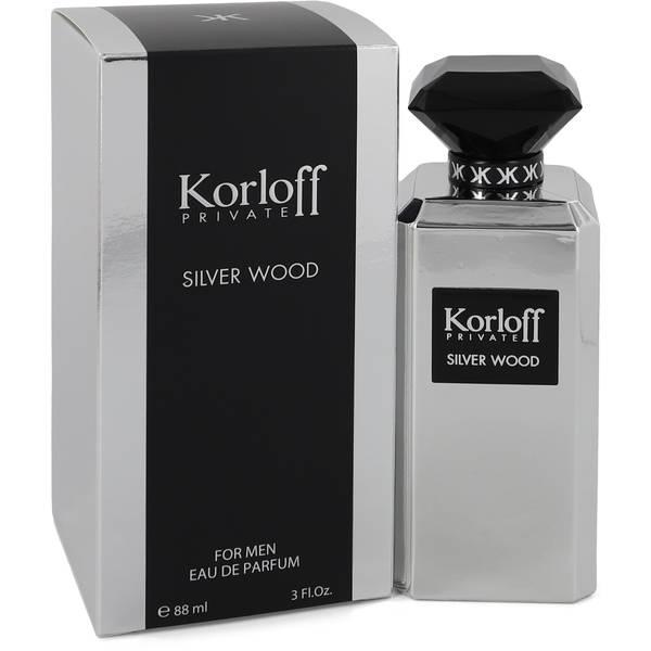 Korloff Silver Wood Cologne