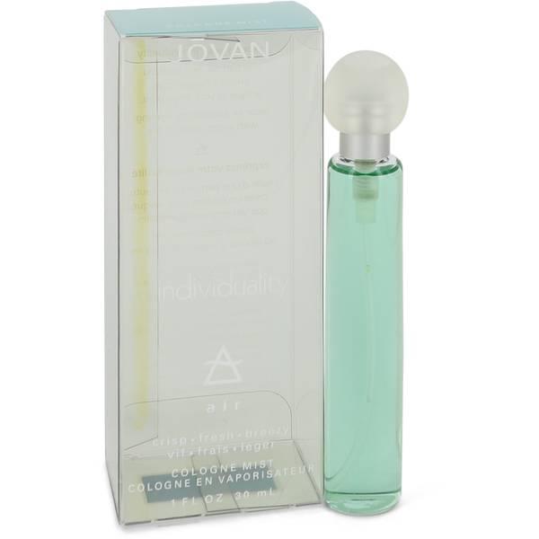 Jovan Individuality Air Perfume