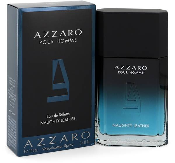 Azzaro Naughty Leather Cologne