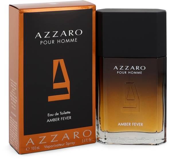 Azzaro Amber Fever Cologne