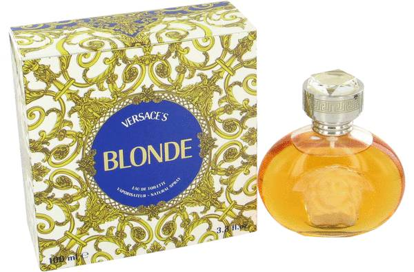Blonde Perfume By Versace For Women