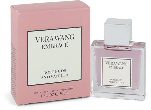 Vera Wang Embrace Rose Buds And Vanilla Perfume