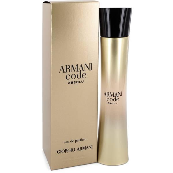 Armani Code Absolu Perfume