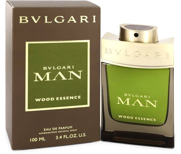 Bvlgari Man Wood Essence Cologne