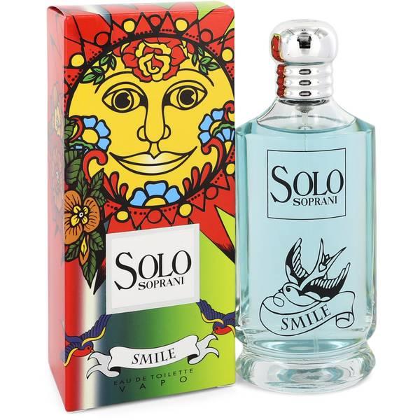 Solo Smile Perfume