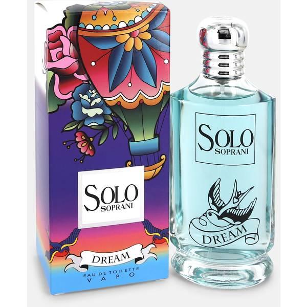 Solo Dream Perfume by Luciano Soprani