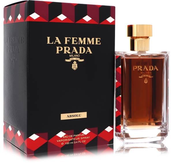 Prada La Femme Absolu Perfume by Prada