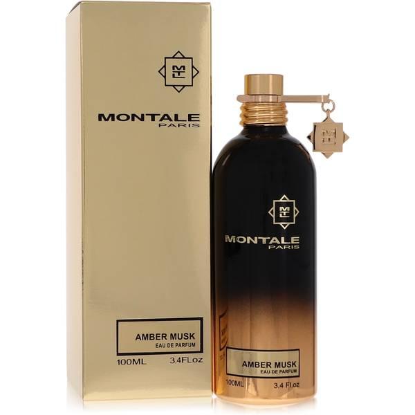 Montale Amber Musk Perfume