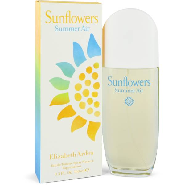 Sunflowers Summer Air Perfume