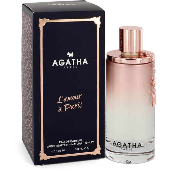 Agatha L'amour A Paris Perfume