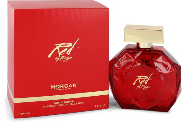 Red By Morgan Perfume