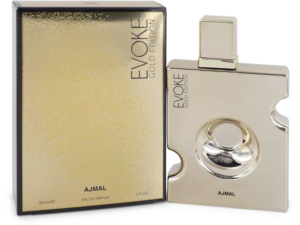Evoke Gold Cologne