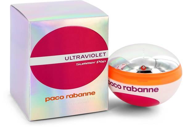 Ultraviolet Summer Pop Perfume