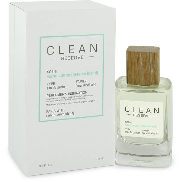 Clean Reserve Warm Cotton Perfume
