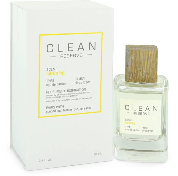 Clean Reserve Citron Fig Perfume