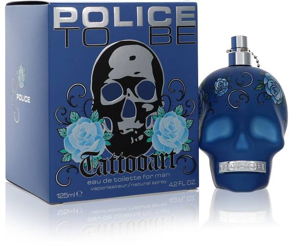 Police To Be Tattoo Art Cologne