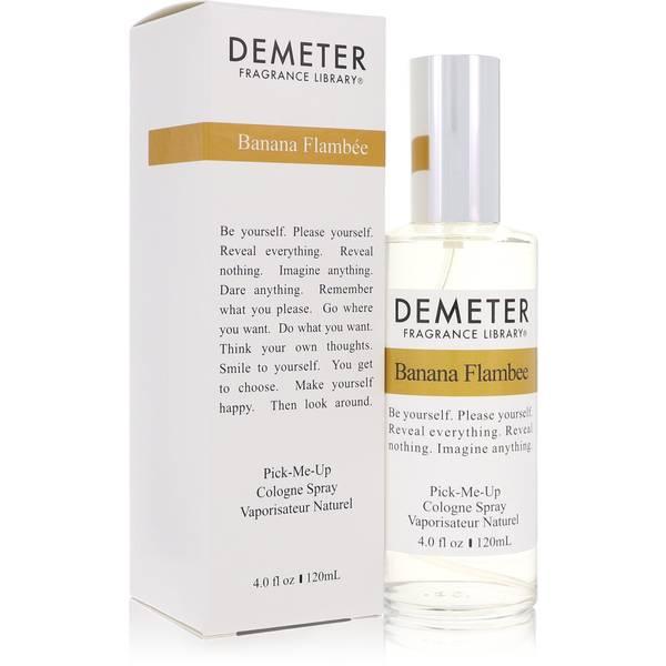 Demeter Banana Flambee Perfume