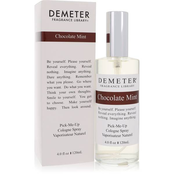 Demeter Chocolate Mint Perfume