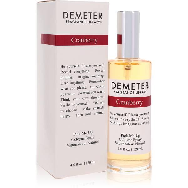 Demeter Cranberry Perfume