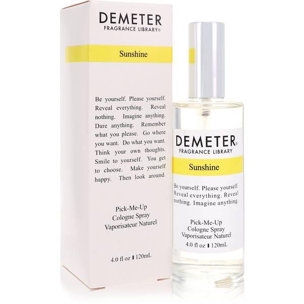 Demeter Sunshine Perfume