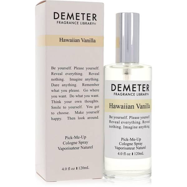 Demeter Hawaiian Vanilla Perfume