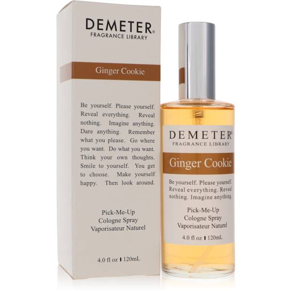 Demeter Ginger Cookie Perfume