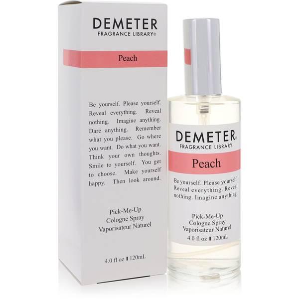 Demeter Peach Perfume