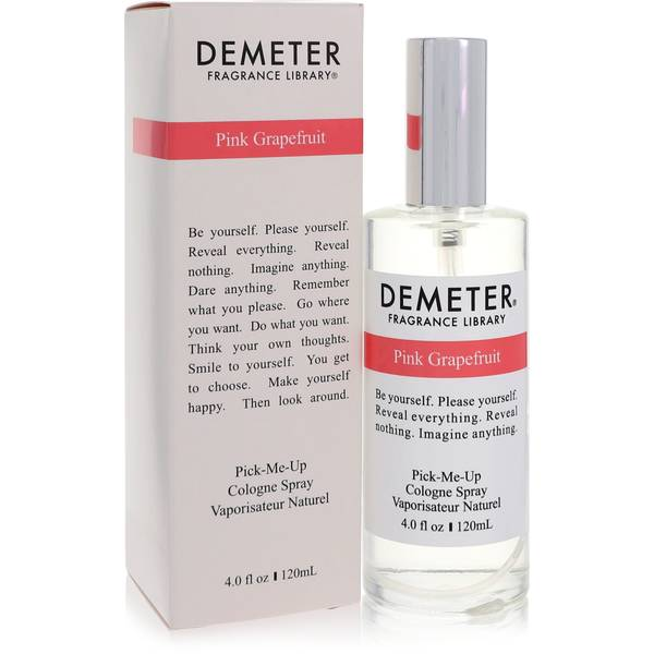 Demeter Pink Grapefruit Perfume