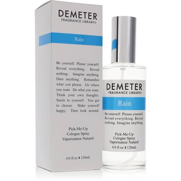 Demeter Rain Perfume