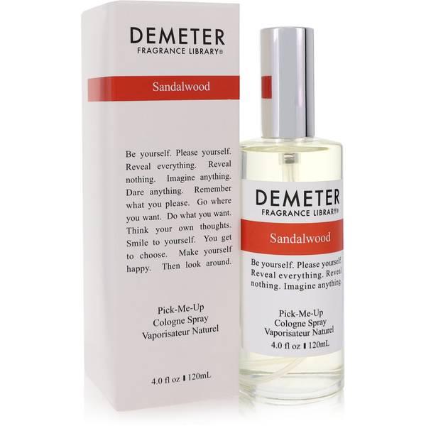 Demeter Sandalwood Perfume