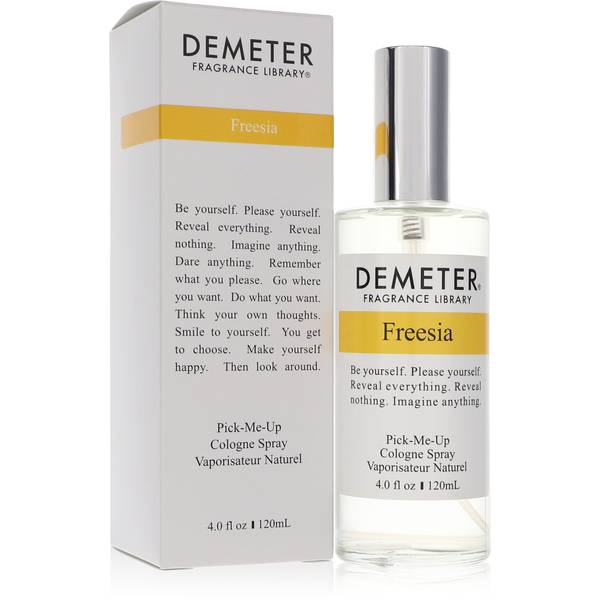 Demeter Freesia Perfume