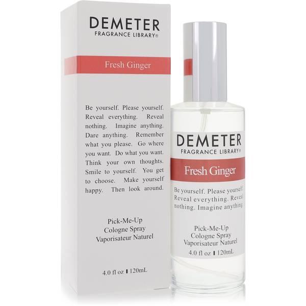Demeter Fresh Ginger Perfume