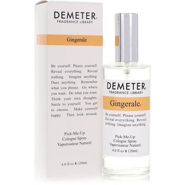 Demeter Gingerale Perfume by Demeter