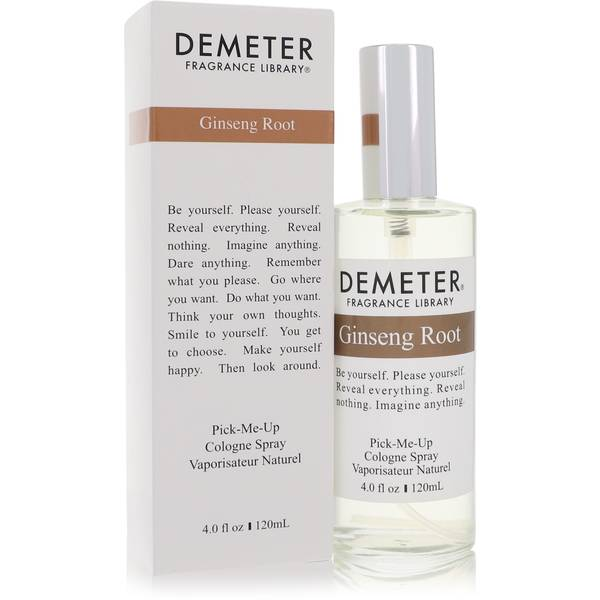Demeter Ginseng Root Perfume