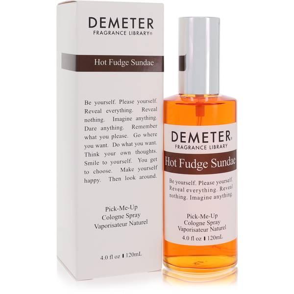 Demeter Hot Fudge Sundae Perfume