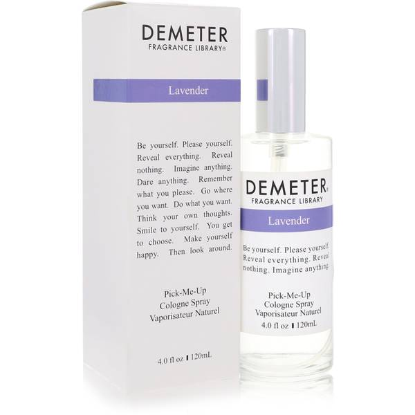 Demeter Lavender Perfume