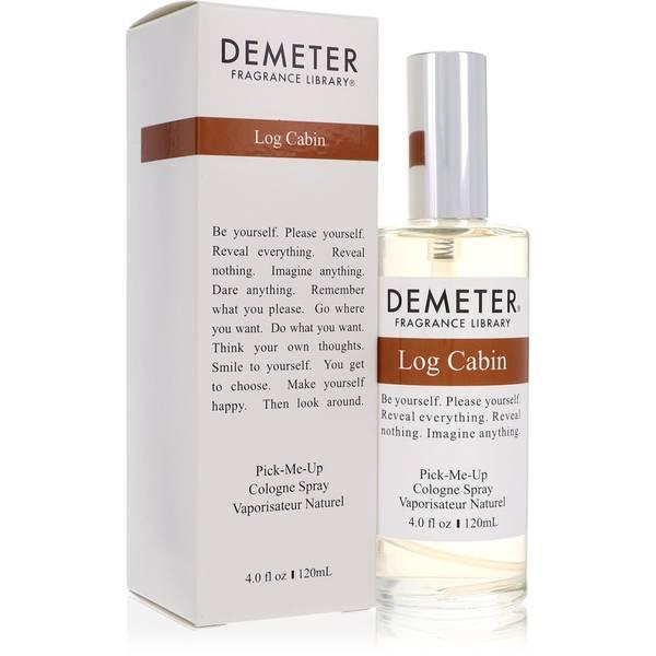 Demeter Log Cabin Perfume