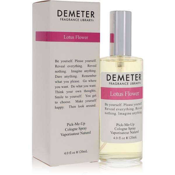 Demeter Lotus Flower Perfume