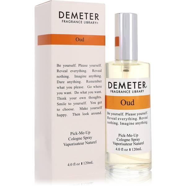 Demeter Oud Perfume