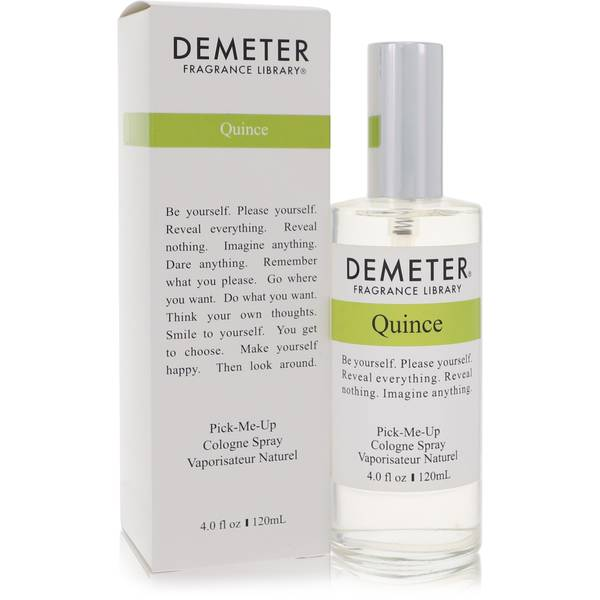 Demeter Quince Perfume
