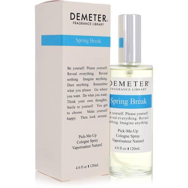 Demeter Spring Break Perfume